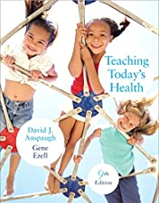 Teaching Today s Health by David Anspaugh