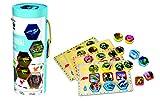 WWF - Bingo de Animales, juego educativo (090T)