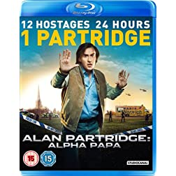 Alan Partridge: Alpha Papa [Blu-ray]