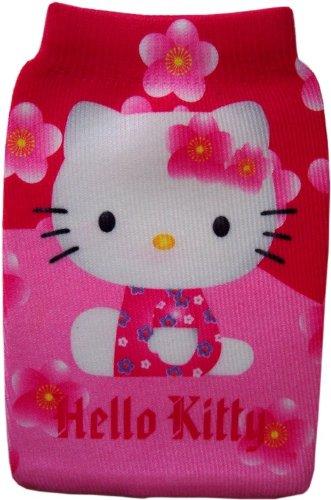 hello kitty phone sock. Hello Kitty ~ Very Pink Mobile Phone Sock - MP3 Sock