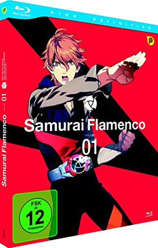 Samurai Flamenco, Blu-ray