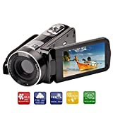 Ckeyin ® Videocamera Full HD