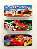 Disney Pixar Cars Tin Plastic Case
