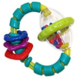 Bright Starts Grab and Spin Rattle by KIDS II
