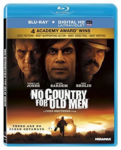 No Country For Old Men [Blu-ray + Digital] (No Country For Old Men Blu Ray compare prices)