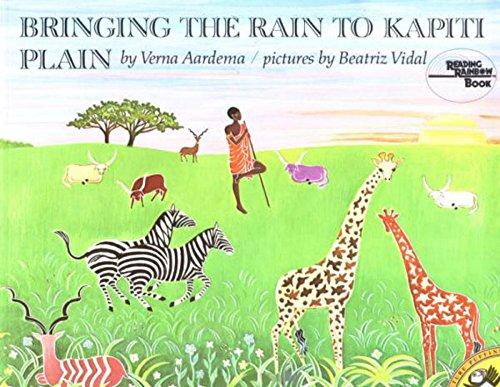 Bringing the Rain to Kapiti Plain (Picture Puffin)