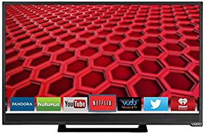 VIZIO E241I-B1 24-Inch 1080p 60Hz LED TV (Refurbished) by VIZIO