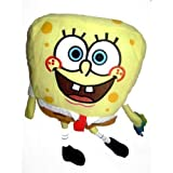 Spongebob Squarepants 10 Inches Medium Size Plush Doll Soft Plush Doll, Great Item For Kids