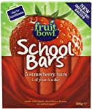 Fruit Bowl School Bars Strawberry 100 g (Pack of 6)