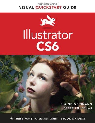 Illustrator CS6:Visual QuickStart Guide (Visual Quickstart Guides)