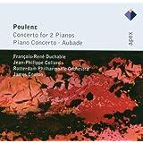 Poulenc : Piano Concertos & Aubade - Apex