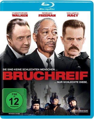 Bruchreif - Drei verliebte Diebe [Blu-ray]