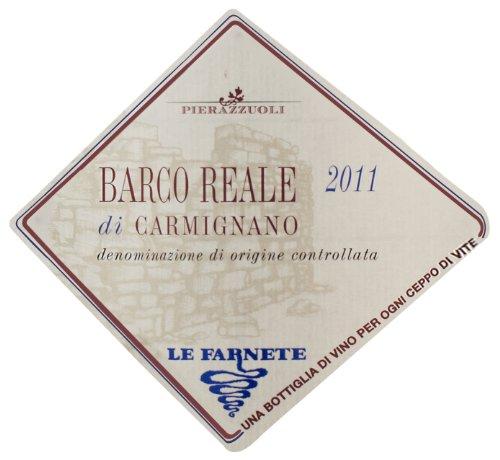 2011 Le Farnete Barco Reale Di Carmignano 750 Ml