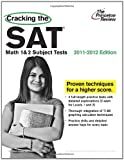 Cracking the SAT Math 1 and 2 Subject Tests