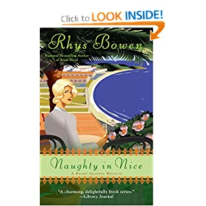 Naughty in Nice - Rhys Bowen