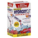 HydroxyCut Instant Drink Packets, Wild Berry, 21 ct.