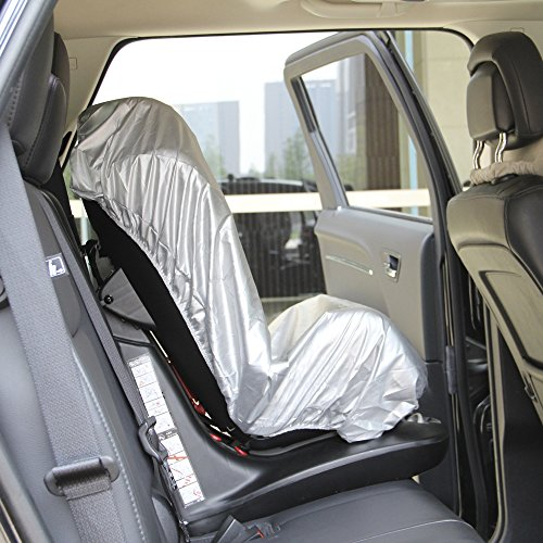 oxgord car seat sunshade cover for mommys to protect your child safety from getting skin burnt. Black Bedroom Furniture Sets. Home Design Ideas