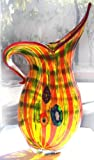 Hand Blown Murano Art Glass A26 with Certificate
