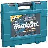 Makita D-31778 Coffret de perçage 104 pièces