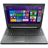 Lenovo G50 15.6-Inch Laptop (80G0000VUS) Black