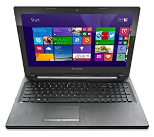 Lenovo G50 Laptop 80E3005NUS Black