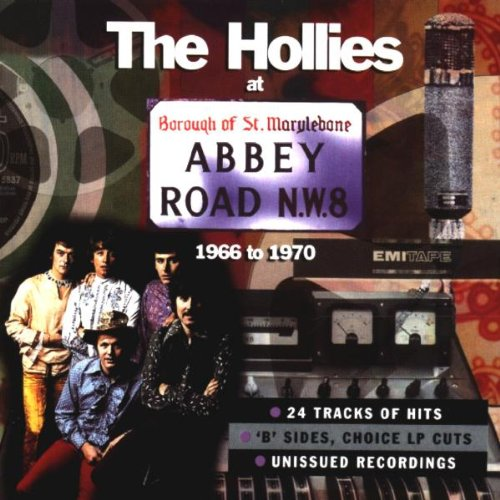 The Hollies - The Hollies At Abbey Road 1966 - Zortam Music