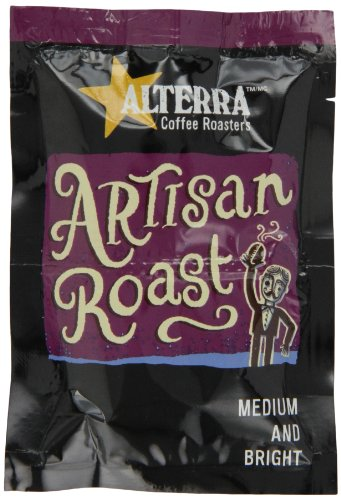 Flavia Alterra Coffee, Artisan Roast, 20-Count Fresh Packs (Pack Of 5)