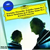 Stravinsky: Three Dances from Petruschka'/ Prokofiev: Piano Sonata No.7 / Webern: Piano Variations