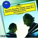 Stravinsky: Three Dances from Petruschka'/ Prokofiev: Piano Sonata No.7 / Webern: Piano Variations