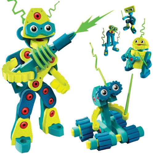 Bloco Toys Inc Robot Invasion Construction Toy