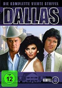 Dallas - Die komplette vierte Staffel [7 DVDs]