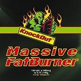 US Fatburner by KnockOut-Nutrition - Massive-FatBurner - 100 Tabletten