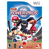 MLB Power Pros - Nintendo Wii ~ 2K