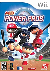 MLB Power Pros - Nintendo Wii by 2K
