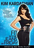Kim Kardashian: jeans fit through Friday - Amazing Abs Body Shaped
