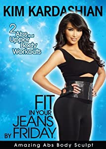Amazing Abs Body Sculpt: Fit in Your Jeans Friday [DVD] [Region 1] [US Import] [NTSC]