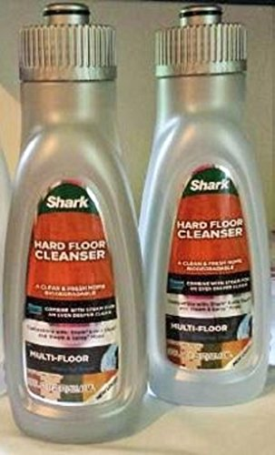 2 Shark Hard Floor Cleanser Multi-Floor 20 Oz. RU820 Use With Steam & Spray Mops & Sonic Duo. NEW LOOK, SAME GREAT PERFORMANCE! (New Shark Steam Mop compare prices)