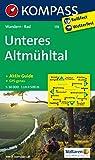 Unteres Altmühltal: Wanderkarte mit Kurzführer und Radwegen. GPS-genau. 1:50000 (KOMPASS-Wanderkarten, Band 178)