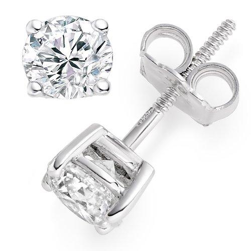 IGI Certified 1 Carat Round Brilliant Cut Diamond