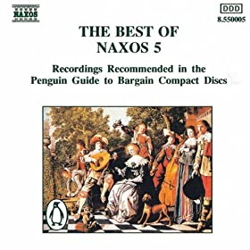 Best Of Naxos 5