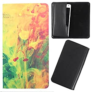 DooDa - For Lava Xolo Q700s PU Leather Designer Fashionable Fancy Case Cover Pouch With Smooth Inner Velvet