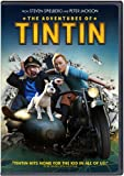 Cover art for  The Adventures of Tintin