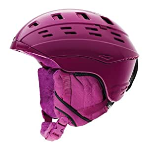 Smith Optics Variant Helmet, Large, Bright Plum Alpenglow