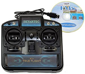 Skyartec 8CH True Flight Simulator PC Controller & Software