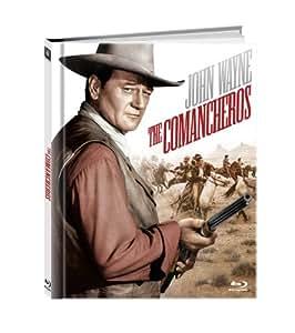 The Comancheros (50th Anniversary Edition) [Blu-ray Book]