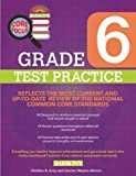 Barron's Core Focus Workbook: Grade 6 Practice Tests