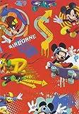 Logo Cards - Carta da regalo con Topolino, Paperino e Pluto, 2 fogli