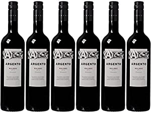 Argento Malbec 2012/2013 75 cl (Case of 6)