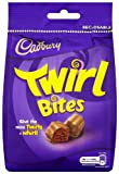 Cadbury Twirl Bites Sharing Bag 145 g (Pack of 5)