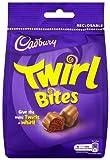 Cadbury Twirl Bites Sharing Bag 145 g (Pack of 5)